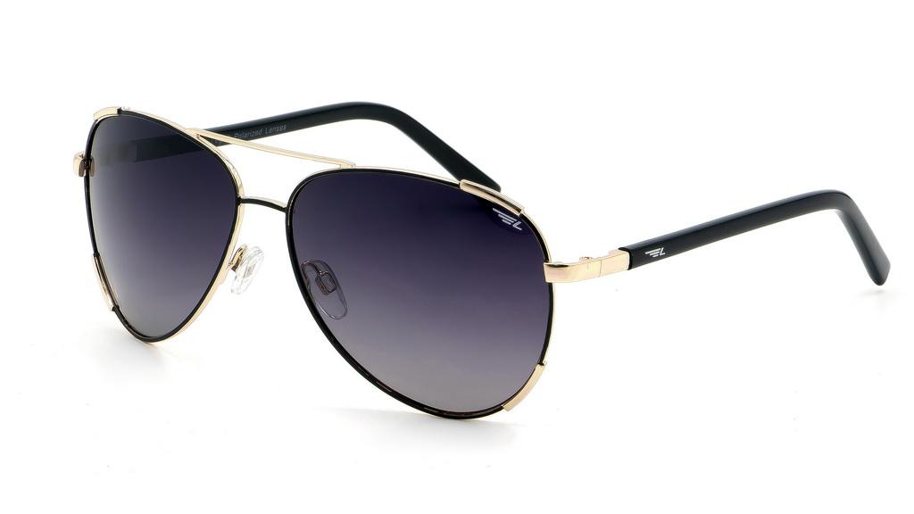 Очки поляризационные женские Legna, цвет: черный, серый. S4607BBM8434-58AEСолнцезащитные очки Legna с поляризационными линзами превосходно предохраняют глаза от любого рода вредных бликов и УФ-лучей, что делает вождение безопасным и комфортным. Также очки Legna ничем не уступают самым известным маркам и брендам в эстетической части. Благодаря линзам премиум класса очки Legna прекрасно подходят для повседневной носки, занятий спортом, отдыха и конечно для использования за рулем.