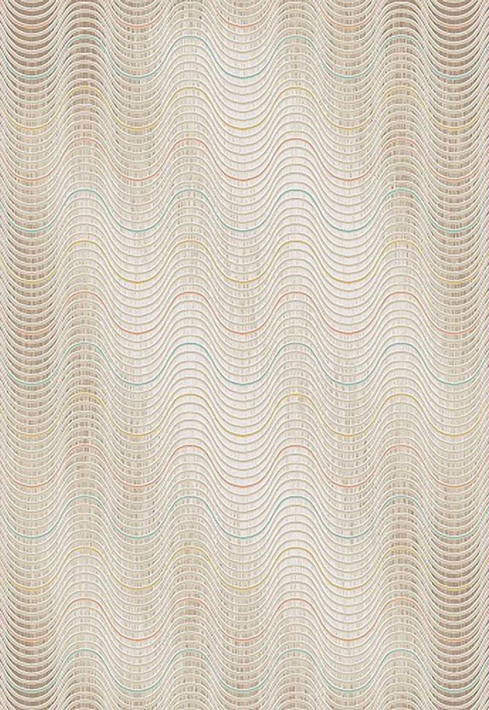 Ковер Mutas Carpet Симла, цвет: светло-коричневый, 80 х 150 см. 203420130212181500CLP446Ковер Mutas Carpet Симла, изготовленный из высококачественного материала, прекрасно подойдет для любого интерьера. За счет прочного ворса ковер легко чистить. При надлежащем уходе синтетический ковер прослужит долго, не утратив ни яркости узора, ни блеска ворса, ни упругости. Самый простой способ избавить изделие от грязи - пропылесосить его с обеих сторон (лицевой и изнаночной). Влажная уборка с применением шампуней и моющих средств не противопоказана. Хранить рекомендуется в свернутом рулоном виде.