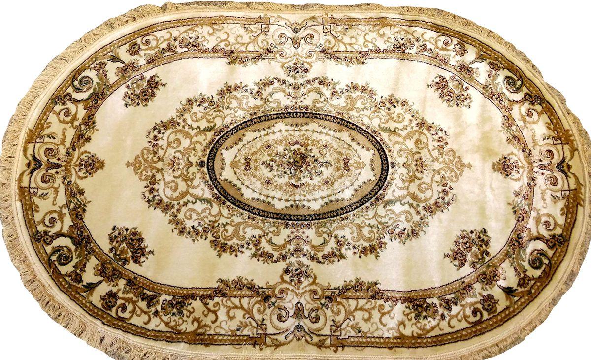 Ковер Mutas Carpet Болара - Вискоз, цвет: светло-бежевый, 120 х 180 см. 20342013021218040016050Ковер Mutas Carpet, изготовленный из высококачественных материалов, прекрасно подойдет для любого интерьера. За счет прочного ворса ковер легко чистить. При надлежащем уходе синтетический ковер прослужит долго, не утратив ни яркости узора, ни блеска ворса, ни упругости. Самый простой способ избавить изделие от грязи - пропылесосить его с обеих сторон (лицевой и изнаночной). Влажная уборка с применением шампуней и моющих средств не противопоказана. Хранить рекомендуется в свернутом рулоном виде.