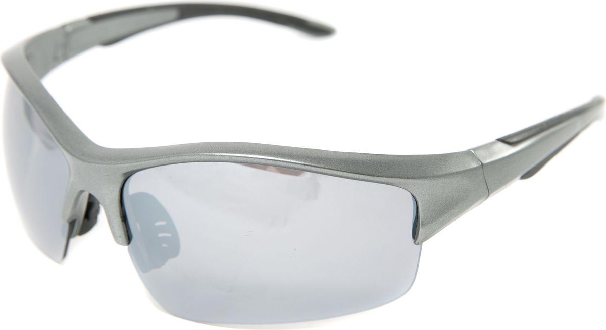 Очки солнцезащитные Mitya Veselkov, цвет: серебристый. MSK-4601-2INT-06501Прекрасные антибликовые очки Mitya Veselkov, станут прекрасным и стильным аксессуаром для вас и защитят от УФ лучей. Они помогут глазу более четко распознать картинку, засвеченную солнечными лучами, при этом скорректируют все возникшие искажения.