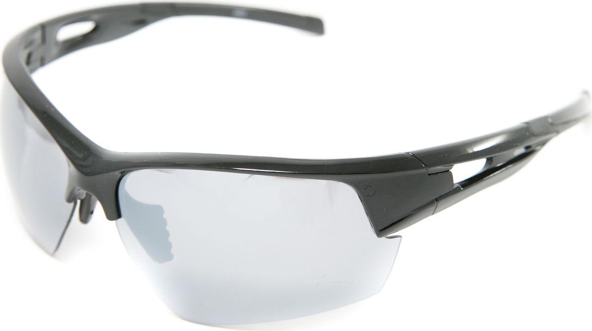 Очки солнцезащитные Mitya Veselkov, цвет: черный. MSK-4602-2EQW-M710DB-1A1Солнцезащитные очки Mitya Veselkov, выполненные в спортивном стиле, прекрасно подходят для повседневной носки и отдыха.Зеркальные линзы не искажают изображение, не подвержены нагреванию и вредному воздействию солнечных лучей. Высокоэффективный ультрафиолетовый фильтр защитит ваши глаза от ультрафиолета, повреждений и ярких солнечных лучей.Легкая металлическая оправа дополнена носоупорами, что обеспечивает максимальный комфорт. Очки Mitya Veselkov - это эффектный аксессуар, который станет изюминкой вашего индивидуального стиля.