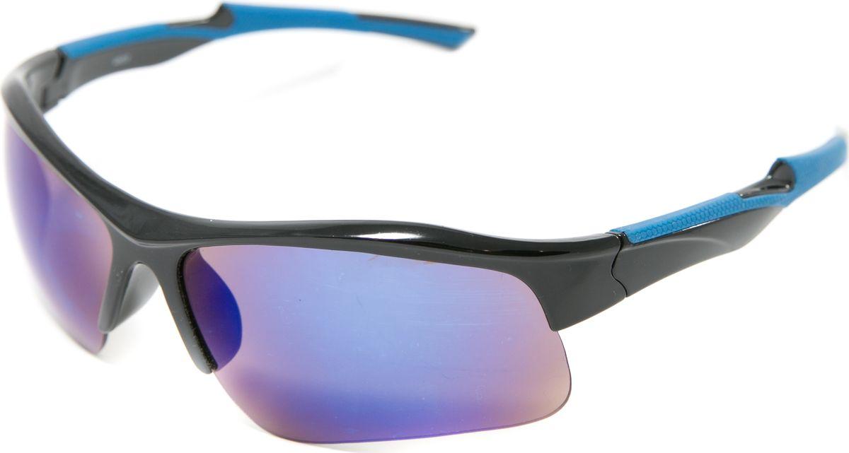 Очки солнцезащитные Mitya Veselkov, цвет: черный. MSK-4603-3BM8434-58AEПрекрасные антибликовые очки Mitya Veselkov, станут прекрасным и стильным аксессуаром для вас и защитят от УФ лучей. Они помогут глазу более четко распознать картинку, засвеченную солнечными лучами, при этом скорректируют все возникшие искажения.