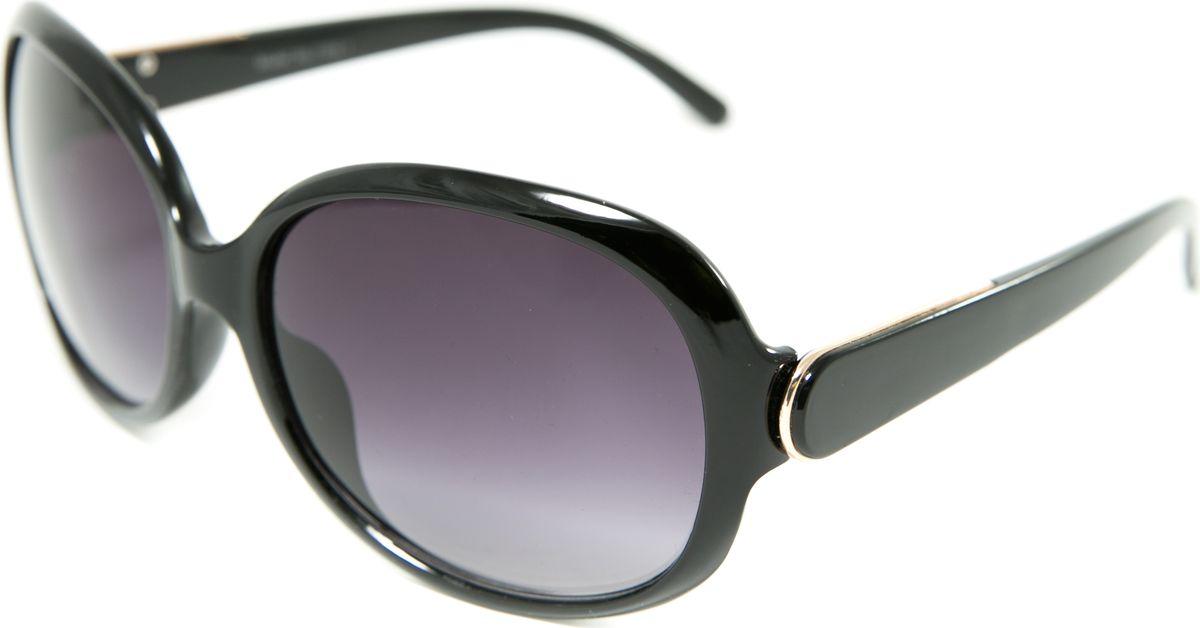 Очки солнцезащитные женские Mitya Veselkov, цвет: черный. MSK-7104-1INT-06501Прекрасные антибликовые очки Mitya Veselkov, станут прекрасным и стильным аксессуаром для вас и защитят от УФ лучей. Они помогут глазу более четко распознать картинку, засвеченную солнечными лучами, при этом скорректируют все возникшие искажения.