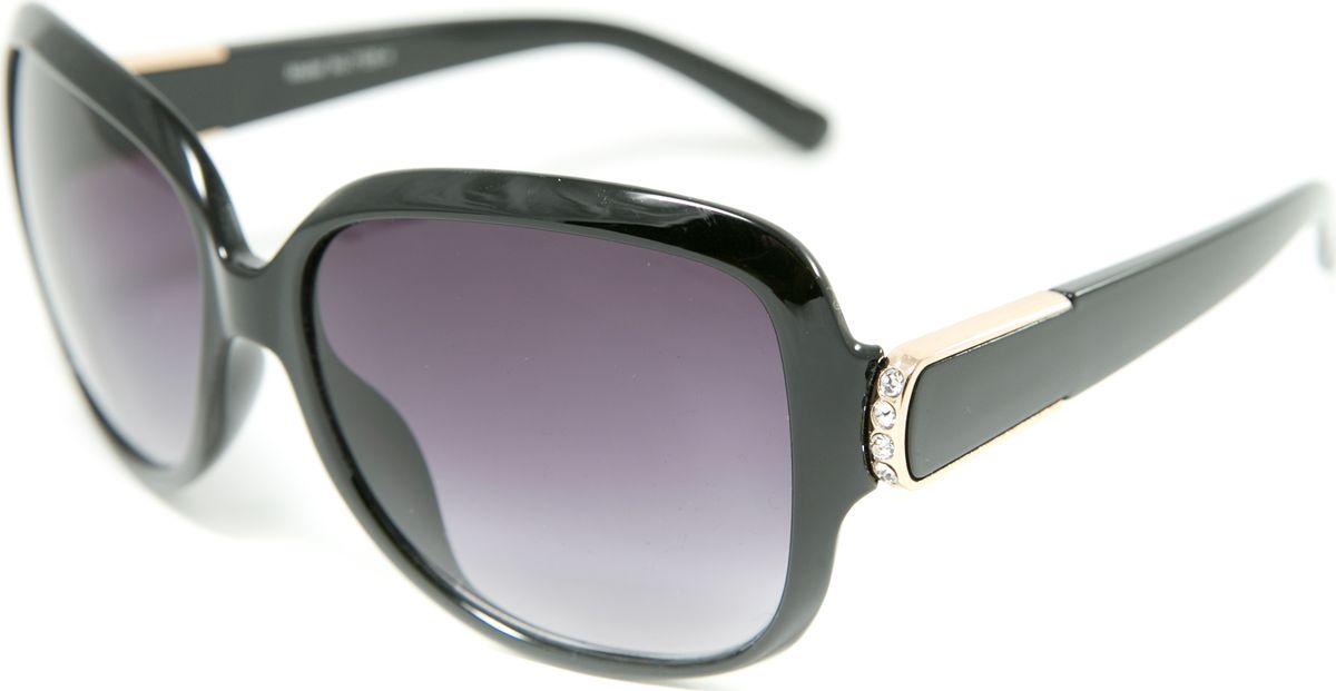 Очки солнцезащитные женские Mitya Veselkov, цвет: черный. MSK-7109-4BM8434-58AEПрекрасные антибликовые очки Mitya Veselkov, станут прекрасным и стильным аксессуаром для вас и защитят от УФ лучей. Они помогут глазу более четко распознать картинку, засвеченную солнечными лучами, при этом скорректируют все возникшие искажения.