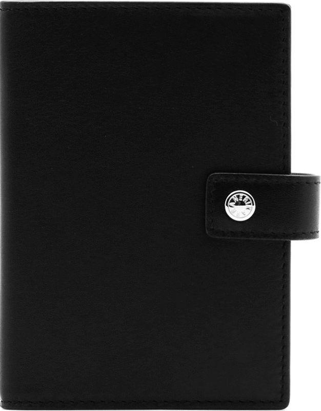 Обложка для паспорта и автодокументов Neri Karra, цвет: черный. 0231 501.01W16-11135_914Обложка для паспорта и автодокументов Neri Karra выполнена из натуральной кожи. Изделие оформлено прострочкой по краям и застегивается на хлястик с кнопкой. Модель имеет отделение для паспорта, пластиковые файлы для автодокументов, 4 кармашка для карт и окошко с сеточкой.