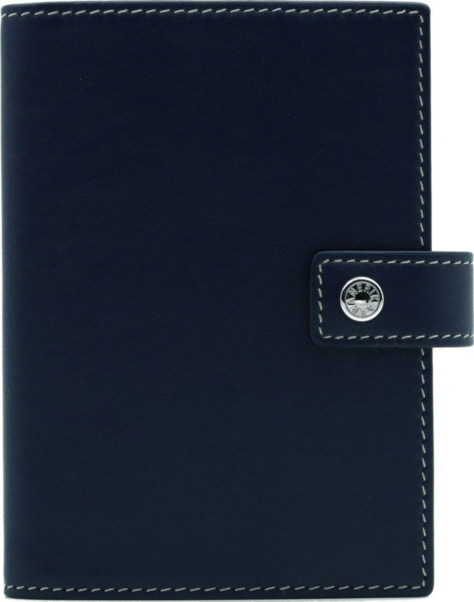 Обложка для паспорта и автодокументов Neri Karra, цвет: синий. 0031 3-01.09/3-01.65NW16-12129_200Обложка для паспорта и автодокументов Neri Karra из натуральной кожи выполнена в сочетании двух цветов - синего и бежевого, имеет отделение для паспорта, пластиковые файлы для автодокументов, 3 кармашка для карт, окошко с сеточкой