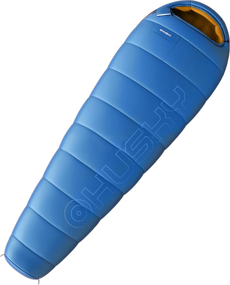Мешок спальный Husky, правосторонняя молния, 220 х 85 х 52 см010-01199-23Трехсезонный спальный мешок Husky имеет удобный анатомический покрой, способен удовлетворить как опытных альпинистов, так и новичков. Ширина спального мешка легко может быть откорректирована до 20 сантиметров.В комплект также входит компрессионный мешок.