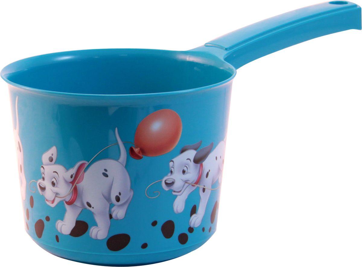 Disney Ковш детский цвет бирюзовый 1,5 л -  Контейнеры для игрушек, ковши