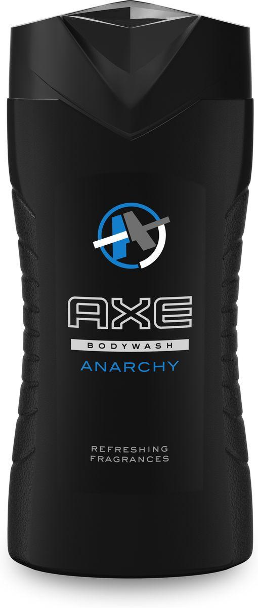Axe Гель для душа Anarchy men 250 млFS-00610Аромат манящего беспредела уже здесь! Предрассудки в прошлом! Дай волю своей страсти с AXE Anarchy!