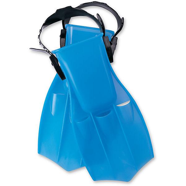 Ласты для плавания детские Bestway Ocean Diver, цвет: голубой. Размер 34/38. 27012F-6835 (42-44)Детский ласты для плавания Bestway Ocean Diver - отличный вариант для активного отдыха и увлекательных исследований подводного мира.Плавание в ластах позволяет улучшить положение тела в воде, увеличить скорость, силу ног и гибкость суставов. Ласты Ocean Diver фиксируются с помощью крепежного ремешка на пятке, который позволяет регулировать размер от 34 до 38.