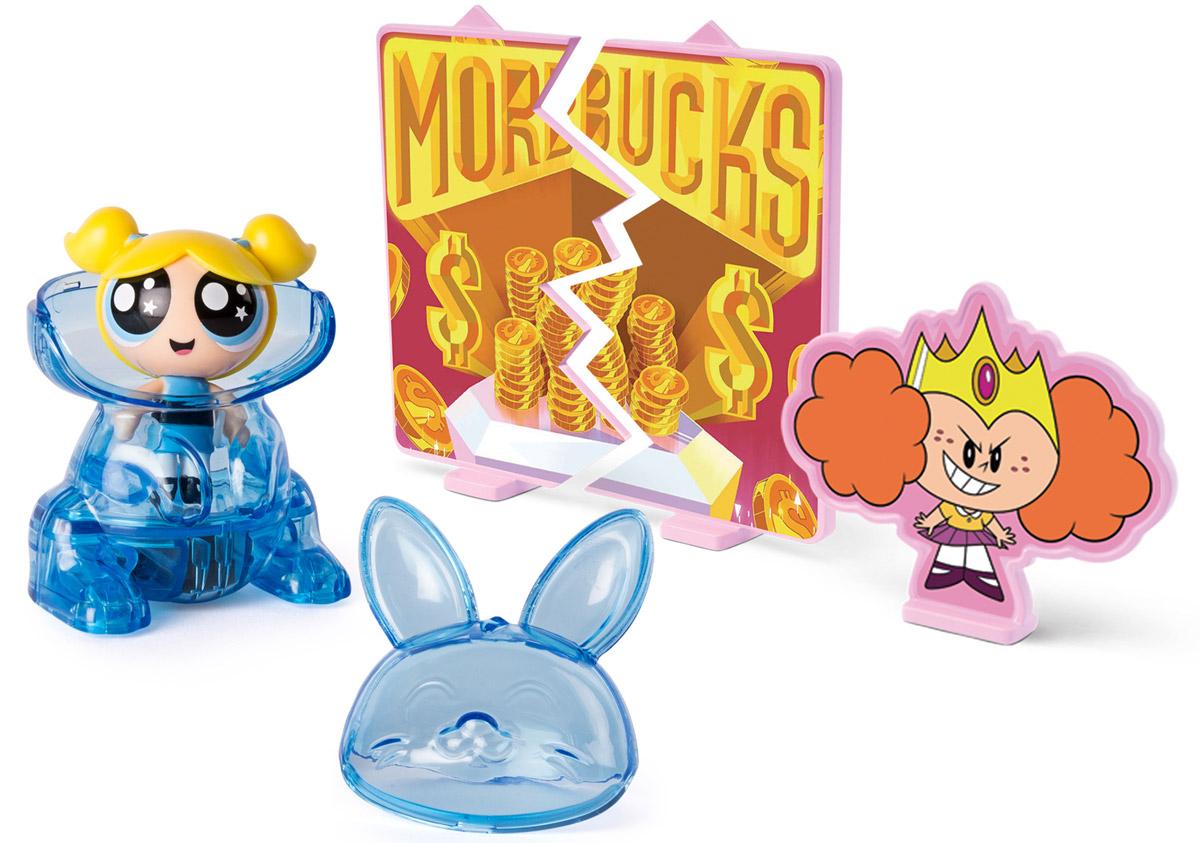 Powerpuff Girls Игровой набор Пузырек в машинке