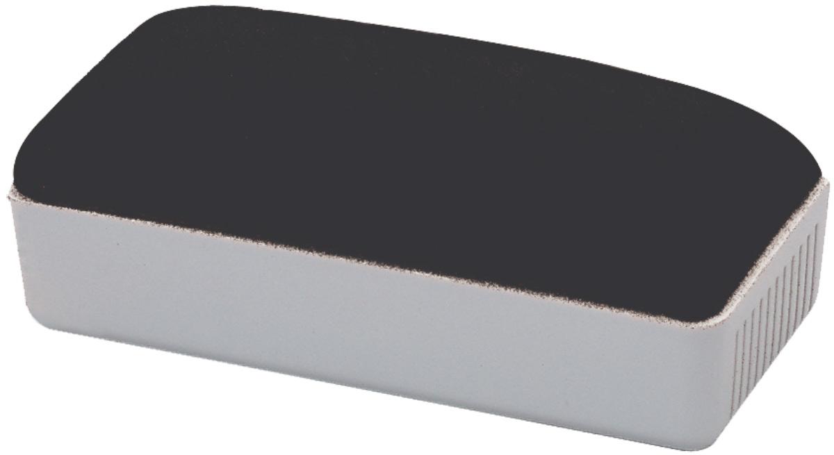 Deli Стиратель для доскиFS-00897Стиратель для доски Deli - неотъемлемый атрибут любого офиса. Она предназначена специально для маркерных и меловых досок.Губка имеет прямоугольную форму. Верхняя ее часть изготовлена из пластика и имеет рельефную поверхность. Стирающий элемент выполнен из мягкого на ощупь материала.