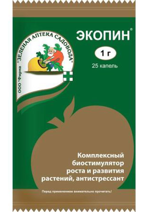 Комплексный биостимулятор роста и развития растений Экопин, 1 гC0031140Комплексный биостимулятор роста и развития растений Экопин, 1 г