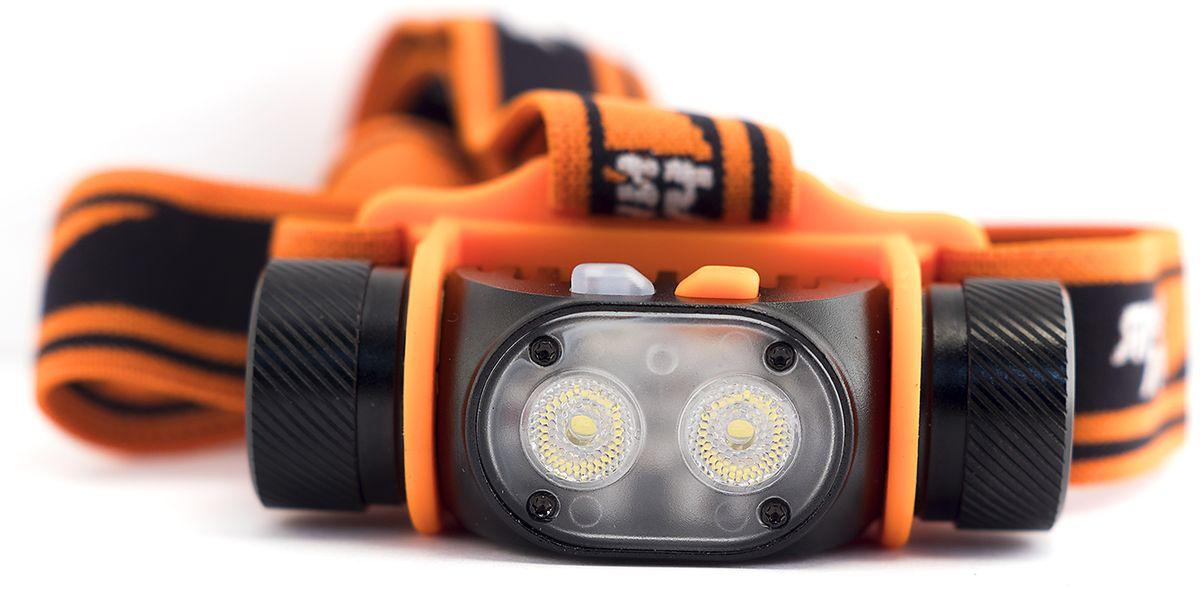 Фонарь налобный Яркий Луч  Panda 1.0 , аккумуляторный - Фонари и лампы