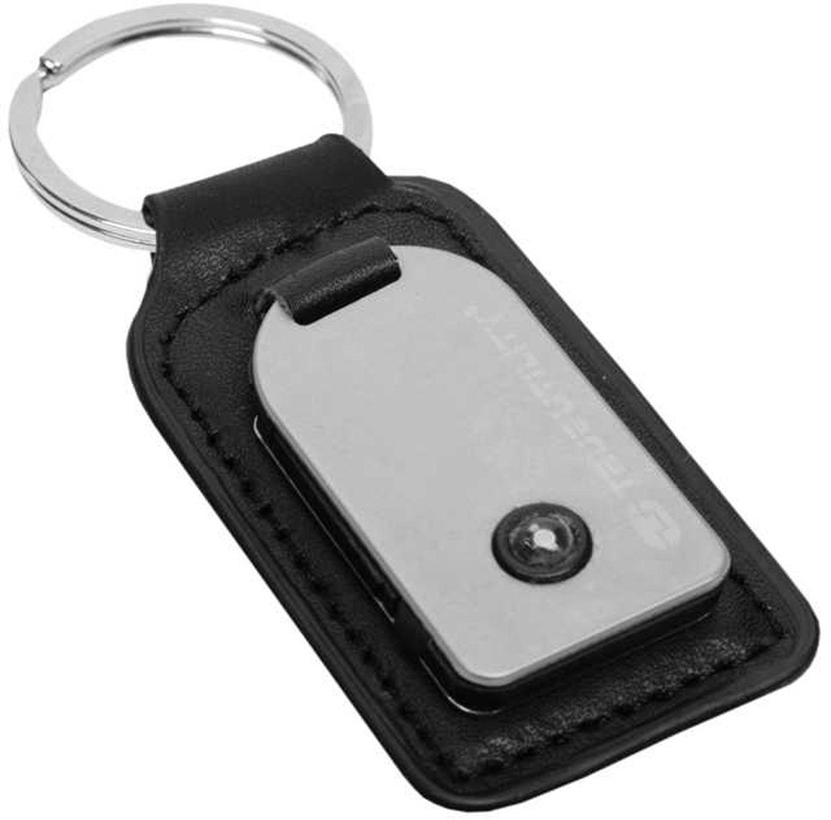 Брелок с фонариком True Utility  Leather FobLite Black  - Полезные мелочи