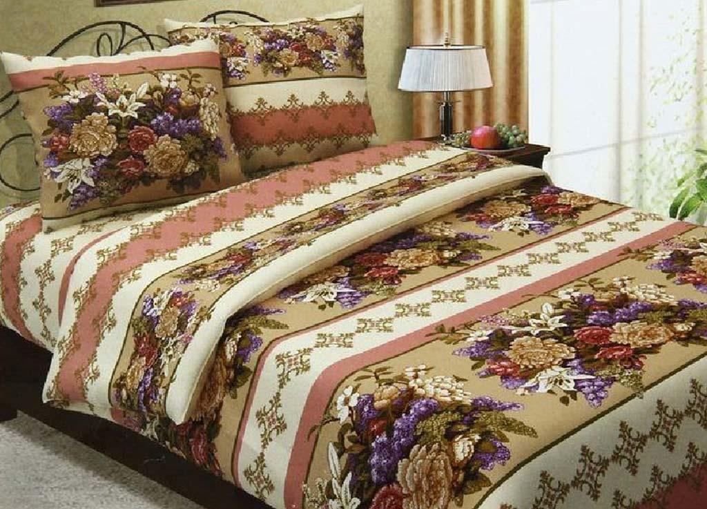 Комплект белья Primavera Вышивка цветок, 2-спальный, наволочки 70x70S03301004Комплект постельного белья Primavera Вышивка цветок является экологически безопасным для всей семьи, так как выполнен из высококачественного хлопка. Комплект состоит из пододеяльника на молнии, простыни и двух наволочек. Постельное белье оформлено ярким цветочным рисунком и имеет изысканный внешний вид. Постельное белье из хлопка превращает жаркие летние ночи в прохладные и освежающие, а холодные зимние - в теплые и согревающие. Приобретая комплект постельного белья Primavera Вышивка цветок, вы можете быть уверенны в том, что покупка доставит вам и вашим близким удовольствие и подарит максимальный комфорт.