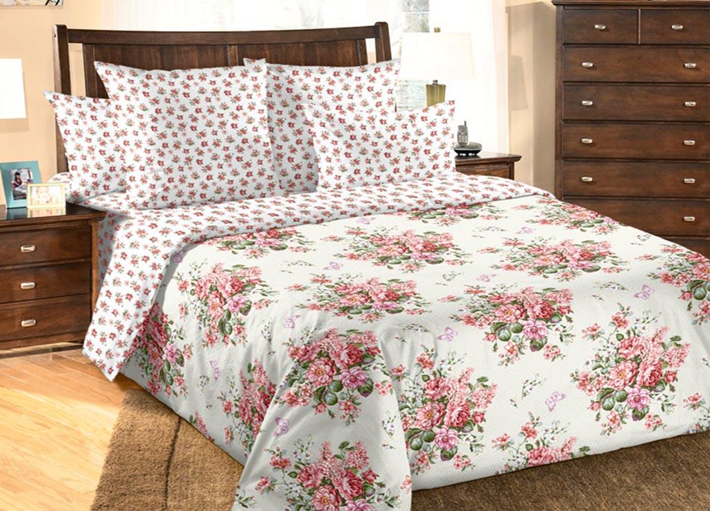 Комплект белья Primavera Розочки , 2-спальный, наволочки 70x70RC-100BWCКомплект постельного белья Primavera Розочки является экологически безопасным для всей семьи, так как выполнен из высококачественного хлопка. Комплект состоит из пододеяльника на молнии, простыни и двух наволочек. Постельное белье оформлено цветочным рисунком и имеет изысканный внешний вид. Постельное белье из хлопка превращает жаркие летние ночи в прохладные и освежающие, а холодные зимние - в теплые и согревающие. Приобретая комплект постельного белья Primavera Розочки, вы можете быть уверенны в том, что покупка доставит вам и вашим близким удовольствие и подарит максимальный комфорт.