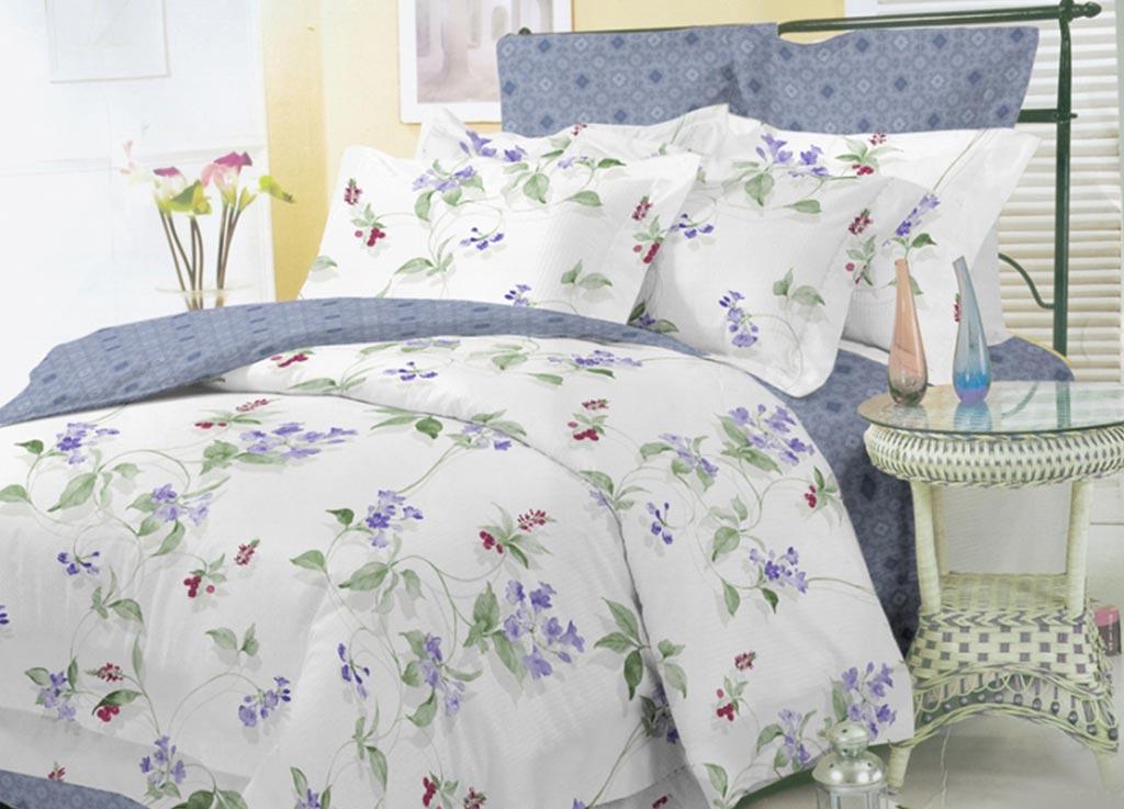Комплект белья Primavera Скромное очарование, 1,5-спальный, наволочки 70x706221МКомплект постельного белья Primavera Скромное очарование является экологически безопасным для всей семьи, так как выполнен из высококачественного сатина (100% хлопка). Комплект состоит из пододеяльника на молнии, простыни и двух наволочек. Постельное белье оформлено нежным цветочным рисунком и имеет изысканный внешний вид. Сатин - производится из высших сортов хлопка, а своим блеском и легкостью напоминает шелк. Постельное белье из сатина превращает жаркие летние ночи в прохладные и освежающие, а холодные зимние - в теплые и согревающие. Приобретая комплект постельного белья Primavera Скромное очарование, вы можете быть уверенны в том, что покупка доставит вам и вашим близким удовольствие и подарит максимальный комфорт.