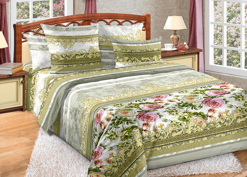 Комплект белья Primavera Букет роз, 1,5-спальный, наволочки 70x70CLP446Комплект постельного белья Primavera Букет роз является экологически безопасным для всей семьи, так как выполнен из высококачественного хлопка. Комплект состоит из пододеяльника на молнии, простыни и двух наволочек. Постельное белье оформлено ярким цветочным рисунком и имеет изысканный внешний вид. Постельное белье из хлопка превращает жаркие летние ночи в прохладные и освежающие, а холодные зимние - в теплые и согревающие. Приобретая комплект постельного белья Primavera Букет роз, вы можете быть уверенны в том, что покупка доставит вам и вашим близким удовольствие и подарит максимальный комфорт.
