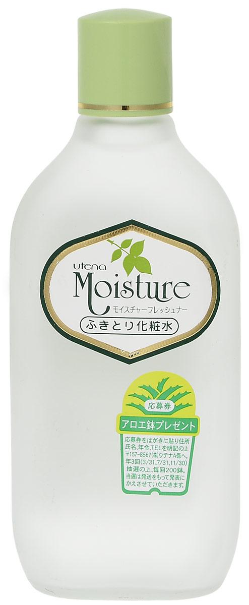 Utena Увлажняющий лосьон Moisture для лица с экстрактом алоэ 155млZ3215Натуральный увлажняющий лосьон серии «MOISTURE» подходит для сухой кожи. Экстракт алоэ, входящий в состав, обеспечивает нежный уход за кожей для любителей всего натурального. Лосьон не содержит красителей, имеет слабый нежный аромат, применяется как для утреннего, так и для вечернего ухода. Полностью удаляет все загрязнения с поверхности, Ваша кожа очищена, насыщенна влагой, к ней приятно прикоснуться.