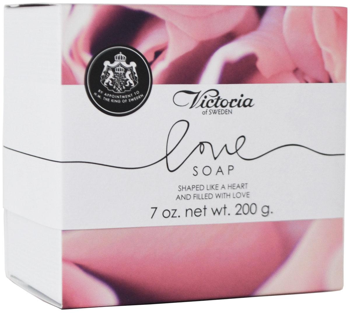 Victoria Soap Мыло для тела Love Soap Day, 200 гDB4010(DB4.510)/голубой/розовыйЭто роскошное мыло создано в форме сердца, чтобы наполнить вашу ванную комнату любовью и свежим ароматом розы и пиона с капельками утренней росы. Начните утро с мылом Love Soap Day - и каждый день будет ярким и незабываемым, а вы почувствуете себя истинной Королевой.Товар сертифицирован.