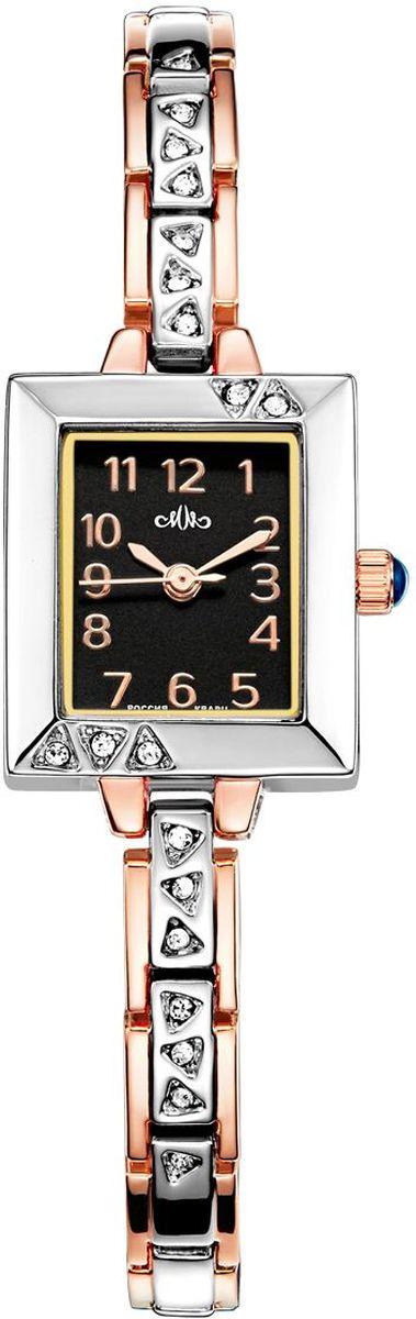Zakazat.ru Часы наручные женские Mikhail Moskvin Каприз, цвет: серебристый, золотой. 519-10-5