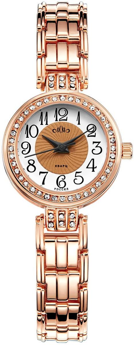 Zakazat.ru Часы наручные женские Mikhail Moskvin Каприз, цвет: золотой. 575-8-3