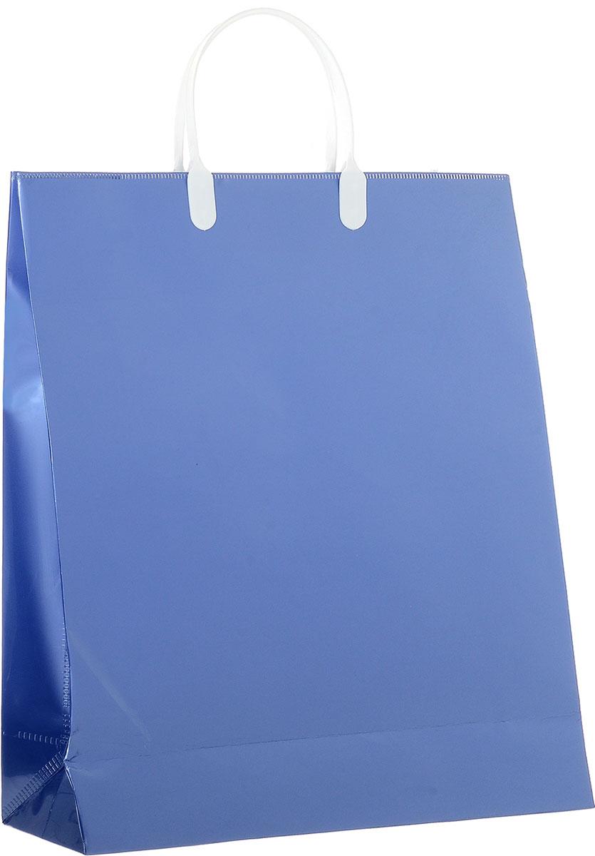 Пакет подарочный Bello, цвет: синий, 40 х 32 х 10 см. SBUL10BAL 119Подарочный пакет Bello, изготовленный из полипропилена, станет незаменимым дополнением к выбранному подарку. Дно изделия укреплено картоном, который позволяет сохранить форму пакета и исключает возможность деформации дна под тяжестью подарка. Для удобной переноски на пакете имеются две пластиковые ручки.Подарок, преподнесенный в оригинальной упаковке, всегда будет самым эффектным и запоминающимся. Окружите близких людей вниманием и заботой, вручив презент в нарядном, праздничном оформлении.Грузоподъемность: 12 кг.Морозостойкость: до -30°С.