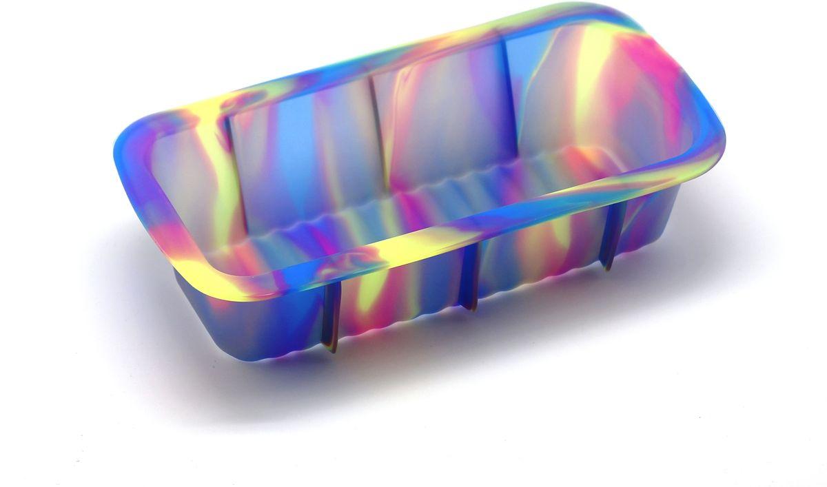 Форма для выпечки Atlantis Каравай, 26,8 х 14 х 6,5 см. SC-BK-005M-AFS-91909Форма для выпечки силиконовая Atlantis— это отличная форма для выпекания пирога, которая сделана из пищевого силикона. Посуда идеально подходит для выпекания различной выпечки, ведь форма предотвращает тесто от «вытекания», при этом, предоставляя возможность с легкостью извлечь готовую выпечку и получить на ней красивый рисунок. Пищевой силикон абсолютно безопасен и не вступает в реакцию с продуктами, а так же не влияет на запах и вкус готового изделия.