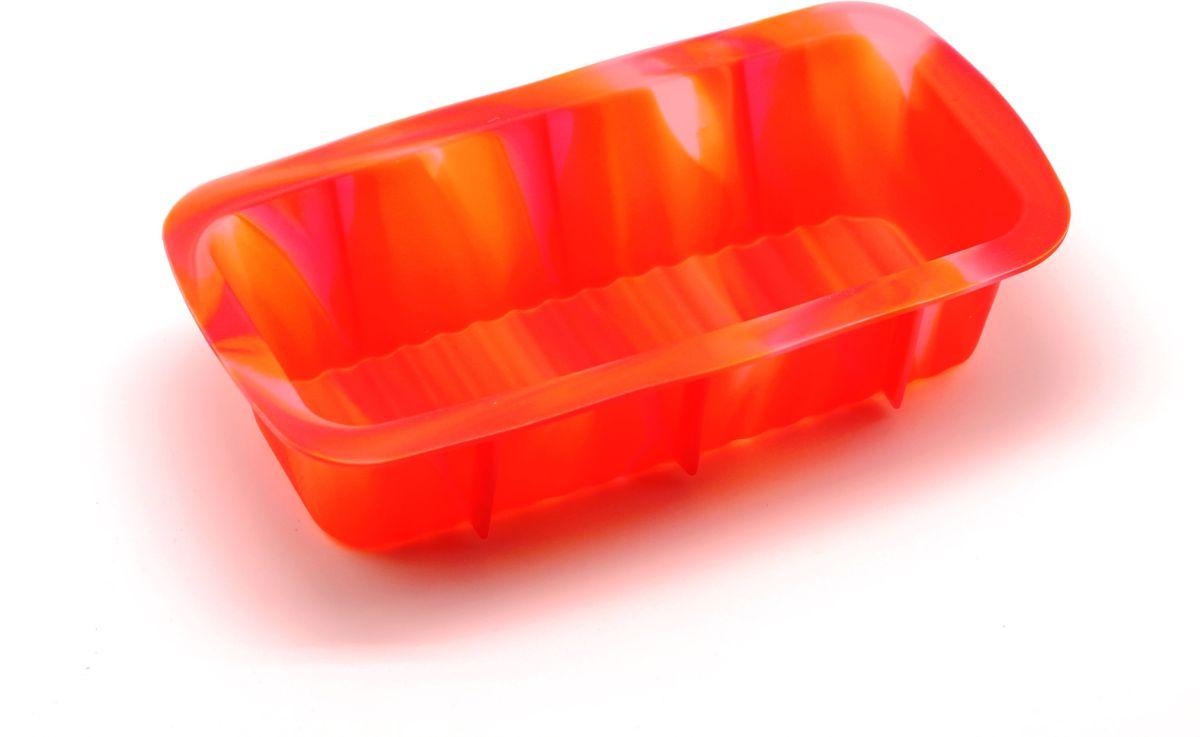 Форма для выпечки Atlantis Каравай, 26,8 х 14 х 6,5 см. SC-BK-005M-M54 009312Форма для выпечки силиконовая Atlantis— это отличная форма для выпекания пирога, которая сделана из пищевого силикона. Посуда идеально подходит для выпекания различной выпечки, ведь форма предотвращает тесто от «вытекания», при этом, предоставляя возможность с легкостью извлечь готовую выпечку и получить на ней красивый рисунок. Пищевой силикон абсолютно безопасен и не вступает в реакцию с продуктами, а так же не влияет на запах и вкус готового изделия.