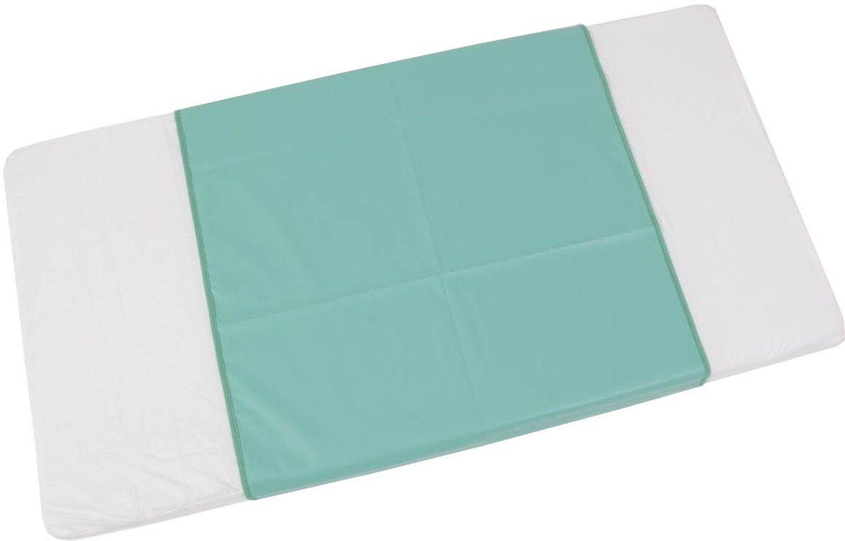 Фея Клеенка подкладная цвет зеленый 68 х 100 см