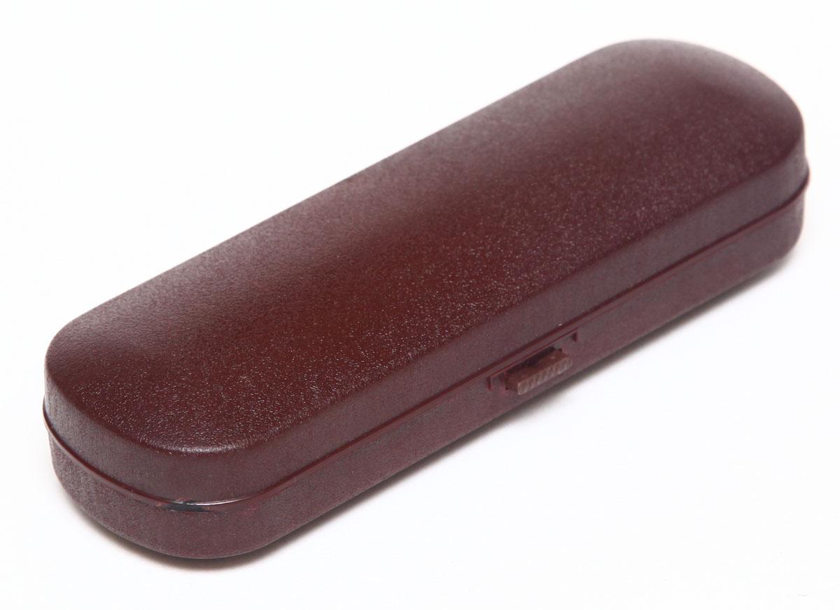 Proffi Home Футляр для очков Fabia Monti, цвет: бордовыйPH6736Футляр для очков сочетает в себе две основные функции: он защищает очки от механического воздействия и служит стильным аксессуаром, играющим эстетическую роль.