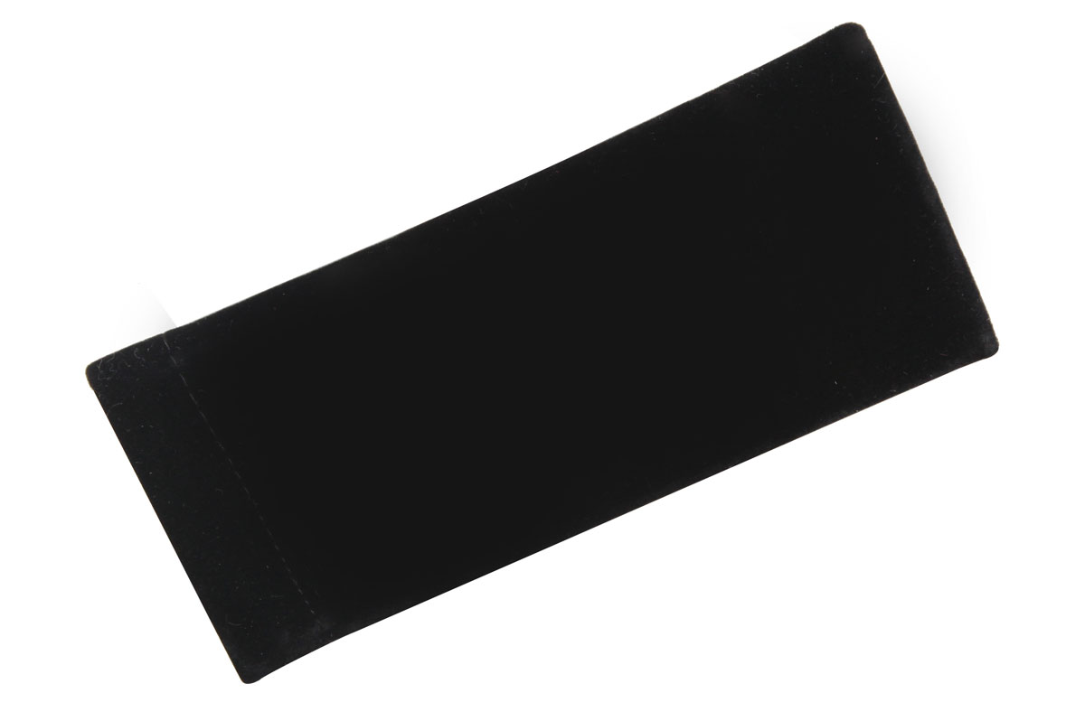 Proffi Home Футляр для очков Fabia Monti текстильный, мягкий, широкий, цвет: черныйперфорационные unisexФутляр для очков сочетает в себе две основные функции: он защищает очки от механического воздействия и служит стильным аксессуаром, играющим эстетическую роль.