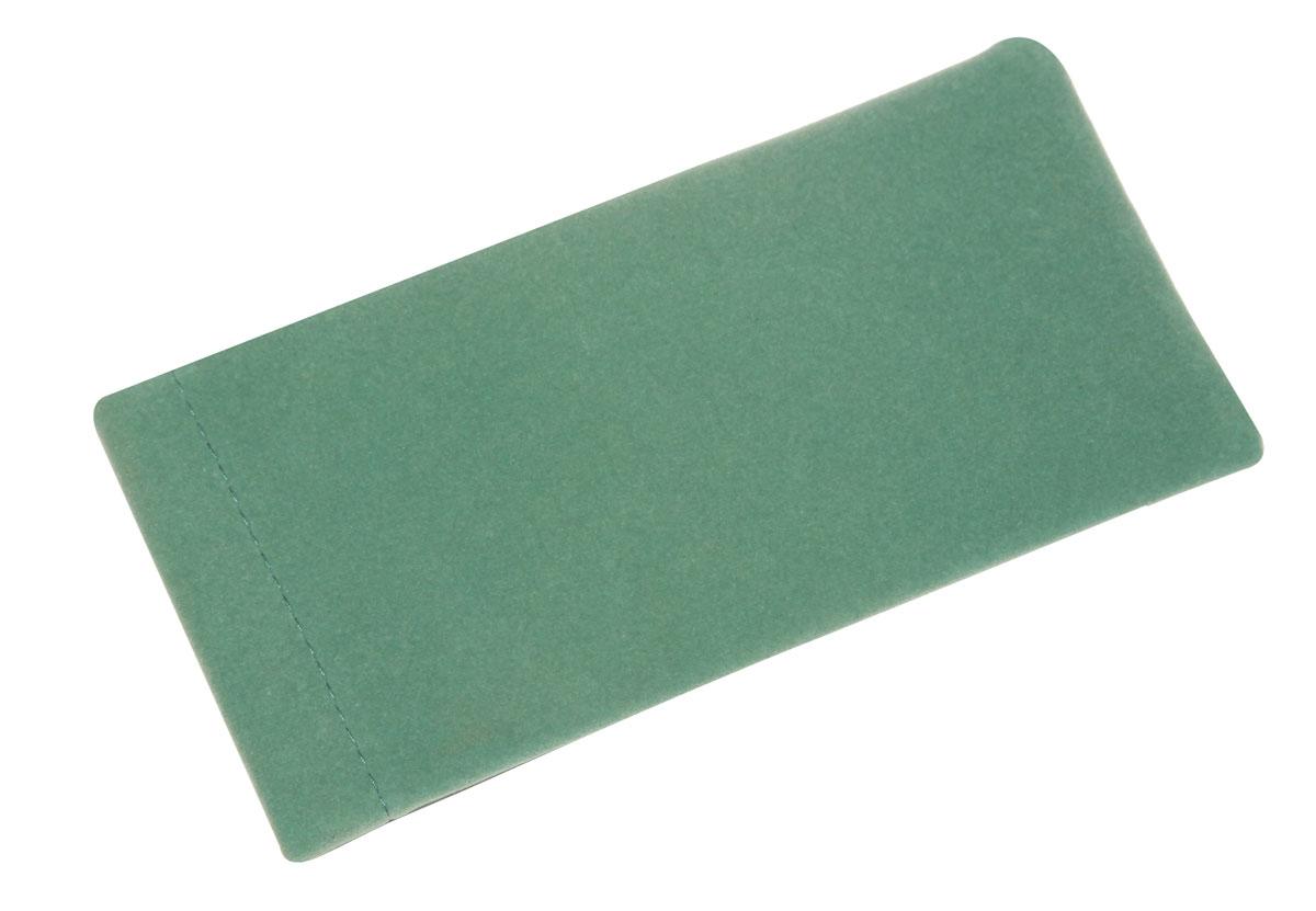 Proffi Home Футляр для очков Fabia Monti текстильный, мягкий, широкий, цвет: зеленый00001313Футляр для очков сочетает в себе две основные функции: он защищает очки от механического воздействия и служит стильным аксессуаром, играющим эстетическую роль.