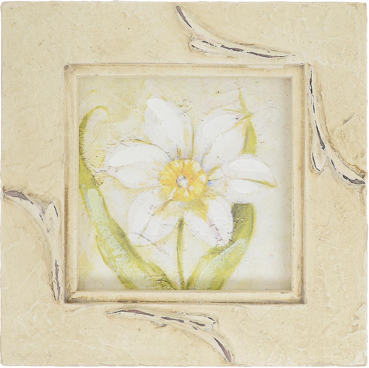 Картина-репродукция Феникс-Презент Нарцисс, 17,8 х 17,8 х 2 смPARIS 75015-8C ANTIQUEКартина-репродукция Феникс-презент Нарцисс в рамке из МДФ выполнена печатью на бумаге с ручной подрисовкой. На оборотной стороне имеется петля для подвешивания на стену.Такая картина - вдохновляющее декоративное решение, привносящее в интерьер нотки творчества и изысканности! Благодаря оригинальному дизайну картина Нарцисс дополнит интерьер любого помещения, а также сможет стать изысканным подарком для ваших друзей и близких.