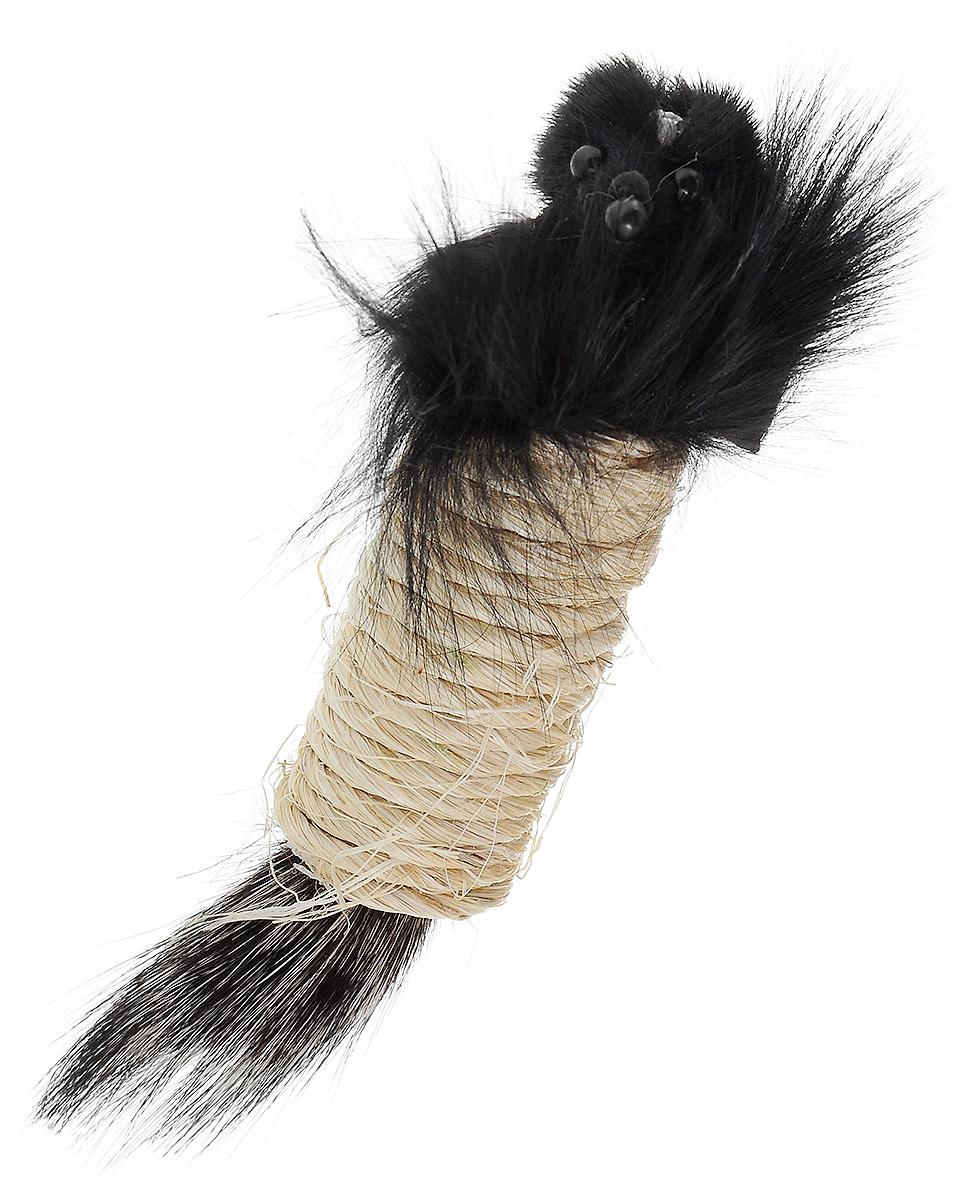 Игрушка-когтеточка для кошек Zoobaloo Заяц, длина 15 см0120710Игрушка-когтеточка для кошек Zoobaloo Заяц выполнена из сизаля и искусственного меха. Такой забавной когтеточкой можно не только поточить коготки, но и весело поиграть, гоняя по полу лапкой или покусывая зубами. Игрушка обработана кошачьей мятой. Если вы хотите сделать вашей кошке по-настоящему шикарный подарок - приобретите этот аксессуар, совместив приятное с полезным. Когтеточки - обязательный аксессуар для личной гигиены кошек, который помогает животным избавиться от мешающихся шелушащихся слоев когтя, причиняющих дискомфорт подушечкам лап. Кроме того волокна сизаля - натуральный растительный продукт, который не только является очень крепким и стойким к повреждениям, но так же имеет отталкивающее бактерии покрытие, благодаря чему абсолютно безвреден для кошек.Размеры игрушки: 15 х 2,5 х 2,5 см.УВАЖАЕМЫЕ КЛИЕНТЫ! Обращаем ваше внимание на возможные изменения в цветовом дизайне, связанные с ассортиментом продукции. Поставка осуществляется в зависимости от наличия на складе.