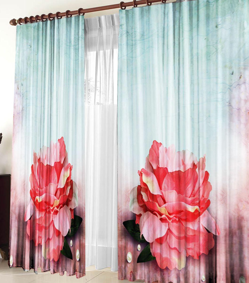 Комплект фотоштор Zlata Korunka Тайна, на ленте, высота 270 см21236Комплект фотоштор Zlata Korunka изготовлен из габардиновой ткани высочайшего качества. Фотошторы способны не пропускать самый яркий свет, их можно гладить и стирать. Рекомендации по уходу: бережная стирка при 30°С, деликатный отжим, отбеливание запрещено, гладить при температуре не более 150°С. Светопоглощение 70%. Плотность ткани: 150 г/м2. Оттенок изделия может отличаться от представленного на сайте в силу особенностей цветопередачи фототехники и вашего монитора.