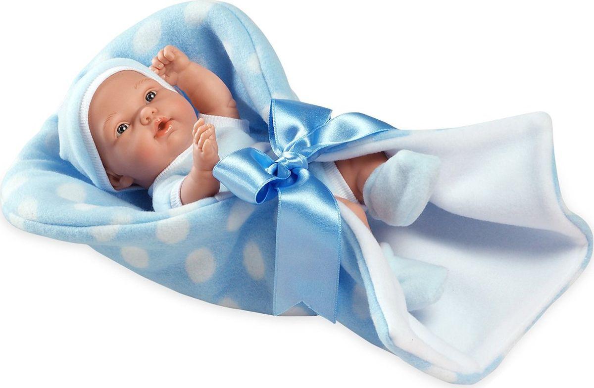 Arias Пупс цвет одежды голубой 26 см Т59274 куклы и одежда для кукол arias кукла elegance 33 см