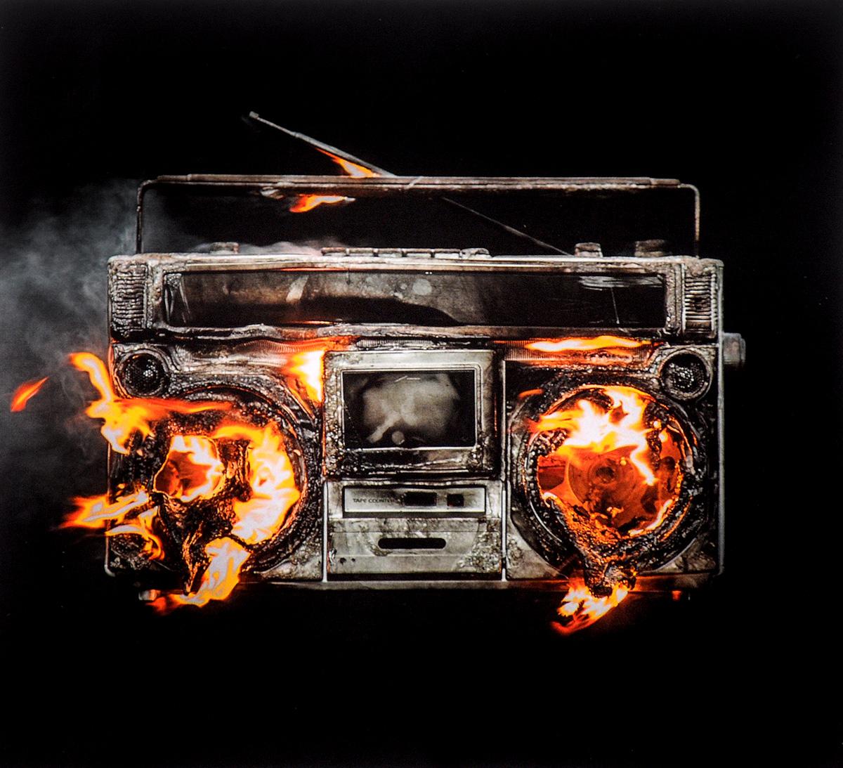 Green Day Green Day. Revolution Radio свитшот print bar revolution radio