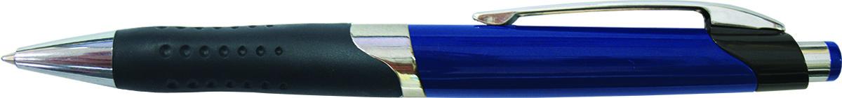 Автоматическая шариковая ручка Berlingo E-5 с металлическим клипом и с высококачественными чернилами обеспечивает ровное и мягкое письмо.Кнопочная подача стержня. Диаметр пишущего узла - 0,7 мм.
