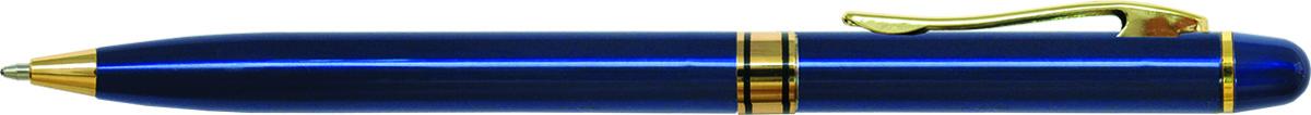 Berlingo Ручка шариковая Golden Premium цвет корпуса синийАС-1728_салатовыйИзящная тонкая автоматическая шариковая ручка Berlingo Golden Premium с поворотным механизмом. Удобный клип. Особых условий хранения и транспортировки не требует. Диаметр пишущего узла - 0,7 мм. Цвет чернил - синий. Подходит для нанесения логотипа. Ручка упакована в индивидуальный пластиковый футляр.