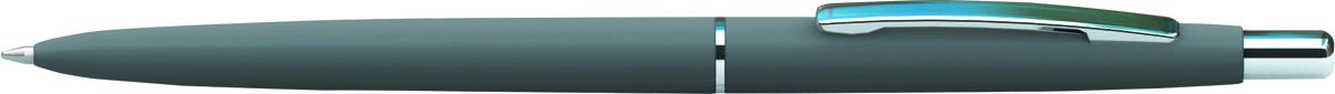 Berlingo Ручка шариковая Silk Premium цвет корпуса серый серебристый96539Автоматическая шариковая ручка Berlingo Silk Premium с поворотным механизмом имеет оригинальный дизайн кольца. Цвет чернил - синий. Подходит для нанесения логотипа. Ручка упакована в индивидуальный пластиковый футляр.