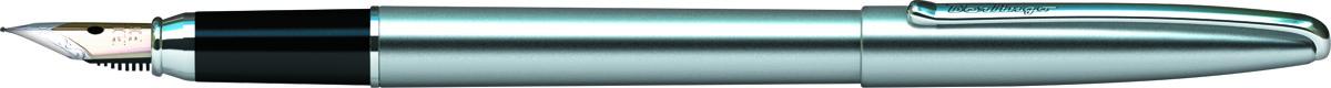 Berlingo Ручка перьевая Silk Prestige цвет корпуса серебристыйPP-304Перьевая ручка Berlingo Silk Prestige создана для настоящих ценителей классики. Цвет корпуса серебристого цвета. Оригинальный клип. Изящная гравировка.