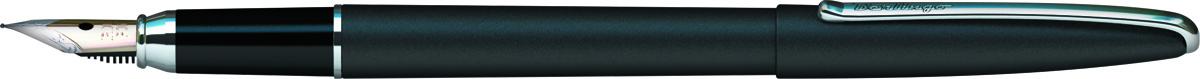 Berlingo Ручка перьевая Silk Prestige цвет корпуса черный серебристыйCPs_82501Перьевая ручка Berlingo Silk Prestige создана для настоящих ценителей классики. Цвет корпуса черного и серебристого цветов. Оригинальный клип. Изящная гравировка.