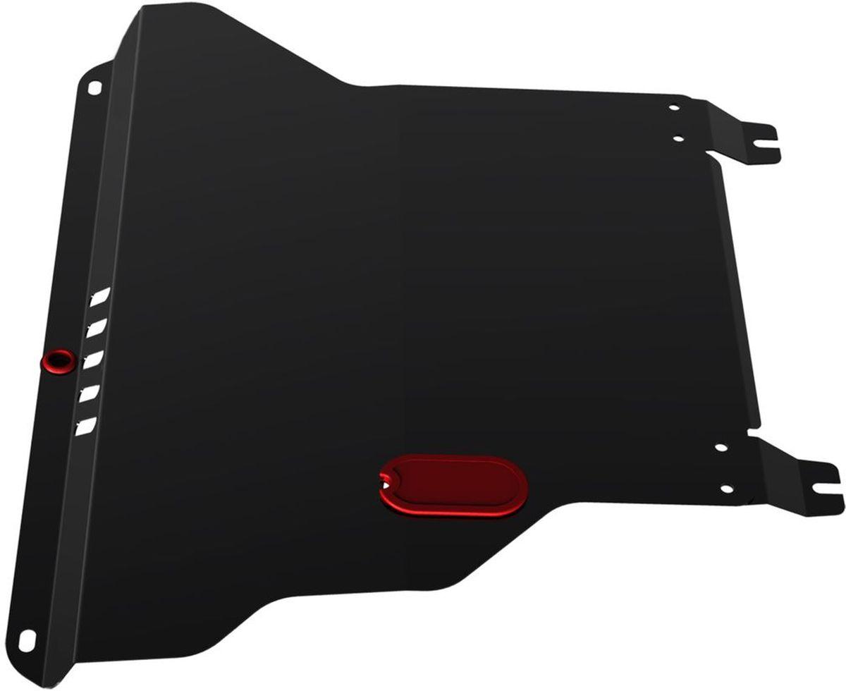 Защита картера и КПП Автоброня, для Chery Amulet/Cordoba I/Toledo/Passat B3/Passat B4/VW Vento/Polo/Golf II/Golf III2706 (ПО)Технологически совершенный продукт за невысокую стоимость.Защита разработана с учетом особенностей днища автомобиля, что позволяет сохранить дорожный просвет с минимальным изменением.Защита устанавливается в штатные места кузова автомобиля. Глубокий штамп обеспечивает до двух раз больше жесткости в сравнении с обычной защитой той же толщины. Проштампованные ребра жесткости препятствуют деформации защиты при ударах.Тепловой зазор и вентиляционные отверстия обеспечивают сохранение температурного режима двигателя в норме. Скрытый крепеж предотвращает срыв крепежных элементов при наезде на препятствие.Шумопоглощающие резиновые элементы обеспечивают комфортную езду без вибраций и скрежета металла, а съемные лючки для слива масла и замены фильтра - экономию средств и время.Конструкция изделия не влияет на пассивную безопасность автомобиля (при ударе защита не воздействует на деформационные зоны кузова). Со штатным крепежом. В комплекте инструкция по установке.Толщина стали: 2 мм.