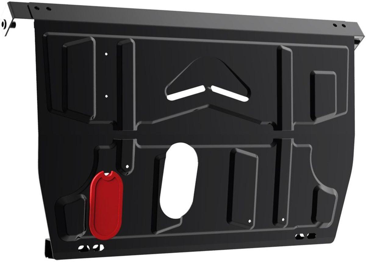 Защита картера и КПП Автоброня, для Daewoo Matiz. 111.01311.1SS 4041Технологически совершенный продукт за невысокую стоимость.Защита разработана с учетом особенностей днища автомобиля, что позволяет сохранить дорожный просвет с минимальным изменением.Защита устанавливается в штатные места кузова автомобиля. Глубокий штамп обеспечивает до двух раз больше жесткости в сравнении с обычной защитой той же толщины. Проштампованные ребра жесткости препятствуют деформации защиты при ударах.Тепловой зазор и вентиляционные отверстия обеспечивают сохранение температурного режима двигателя в норме. Скрытый крепеж предотвращает срыв крепежных элементов при наезде на препятствие.Шумопоглощающие резиновые элементы обеспечивают комфортную езду без вибраций и скрежета металла, а съемные лючки для слива масла и замены фильтра - экономию средств и время.Конструкция изделия не влияет на пассивную безопасность автомобиля (при ударе защита не воздействует на деформационные зоны кузова). Со штатным крепежом. В комплекте инструкция по установке.Толщина стали: 2 мм.