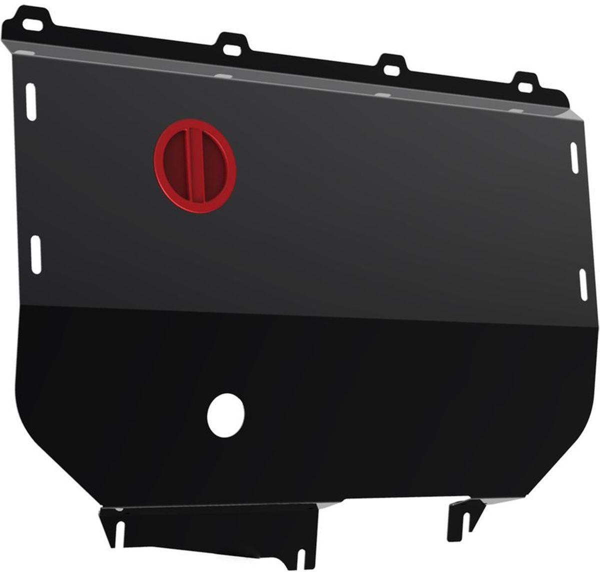 Защита картера и КПП Автоброня, для Fiat Ducato. 111.01708.1111.05107.1Технологически совершенный продукт за невысокую стоимость.Защита разработана с учетом особенностей днища автомобиля, что позволяет сохранить дорожный просвет с минимальным изменением.Защита устанавливается в штатные места кузова автомобиля. Глубокий штамп обеспечивает до двух раз больше жесткости в сравнении с обычной защитой той же толщины. Проштампованные ребра жесткости препятствуют деформации защиты при ударах.Тепловой зазор и вентиляционные отверстия обеспечивают сохранение температурного режима двигателя в норме. Скрытый крепеж предотвращает срыв крепежных элементов при наезде на препятствие.Шумопоглощающие резиновые элементы обеспечивают комфортную езду без вибраций и скрежета металла, а съемные лючки для слива масла и замены фильтра - экономию средств и время.Конструкция изделия не влияет на пассивную безопасность автомобиля (при ударе защита не воздействует на деформационные зоны кузова). Со штатным крепежом. В комплекте инструкция по установке.Толщина стали: 2 мм.
