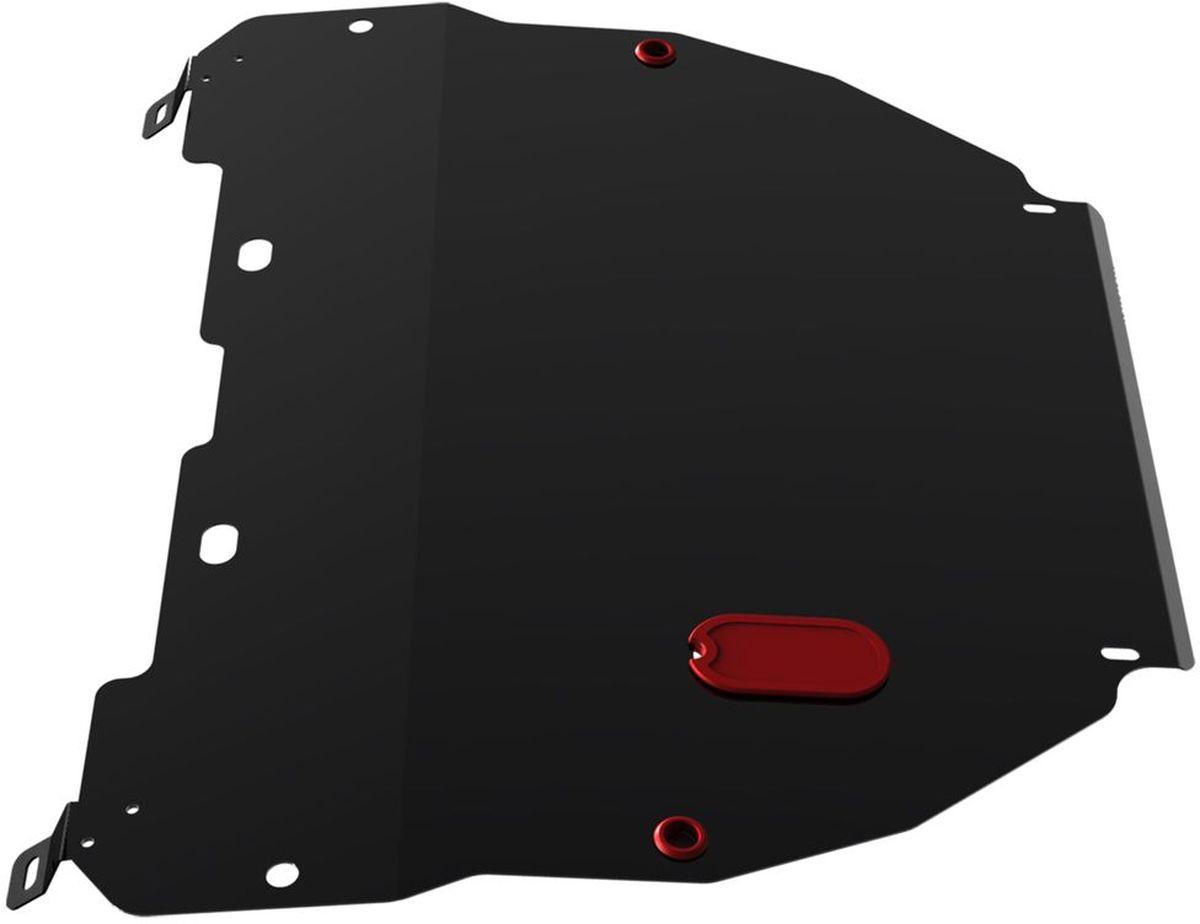 Защита картера и КПП Автоброня, для Hyundai Accent/Hyundai ТАГАЗ Accent. 111.02301.1DAVC150Технологически совершенный продукт за невысокую стоимость.Защита разработана с учетом особенностей днища автомобиля, что позволяет сохранить дорожный просвет с минимальным изменением.Защита устанавливается в штатные места кузова автомобиля. Глубокий штамп обеспечивает до двух раз больше жесткости в сравнении с обычной защитой той же толщины. Проштампованные ребра жесткости препятствуют деформации защиты при ударах.Тепловой зазор и вентиляционные отверстия обеспечивают сохранение температурного режима двигателя в норме. Скрытый крепеж предотвращает срыв крепежных элементов при наезде на препятствие.Шумопоглощающие резиновые элементы обеспечивают комфортную езду без вибраций и скрежета металла, а съемные лючки для слива масла и замены фильтра - экономию средств и время.Конструкция изделия не влияет на пассивную безопасность автомобиля (при ударе защита не воздействует на деформационные зоны кузова). Со штатным крепежом. В комплекте инструкция по установке.Толщина стали: 2 мм.