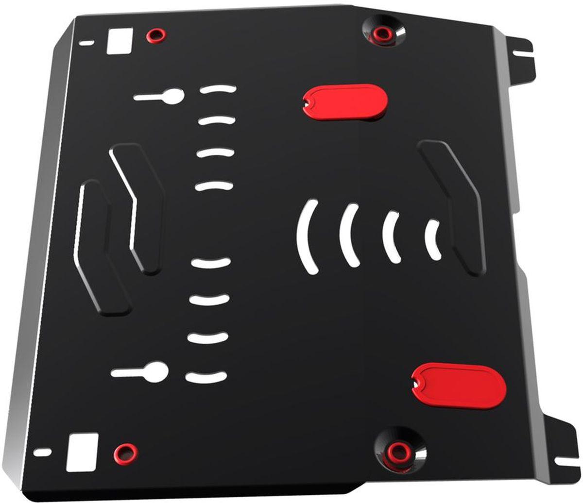 Защита картера и КПП Автоброня, для Nissan Teana. 111.04145.12706 (ПО)Технологически совершенный продукт за невысокую стоимость.Защита разработана с учетом особенностей днища автомобиля, что позволяет сохранить дорожный просвет с минимальным изменением.Защита устанавливается в штатные места кузова автомобиля. Глубокий штамп обеспечивает до двух раз больше жесткости в сравнении с обычной защитой той же толщины. Проштампованные ребра жесткости препятствуют деформации защиты при ударах.Тепловой зазор и вентиляционные отверстия обеспечивают сохранение температурного режима двигателя в норме. Скрытый крепеж предотвращает срыв крепежных элементов при наезде на препятствие.Шумопоглощающие резиновые элементы обеспечивают комфортную езду без вибраций и скрежета металла, а съемные лючки для слива масла и замены фильтра - экономию средств и время.Конструкция изделия не влияет на пассивную безопасность автомобиля (при ударе защита не воздействует на деформационные зоны кузова). Со штатным крепежом. В комплекте инструкция по установке.Толщина стали: 2 мм.