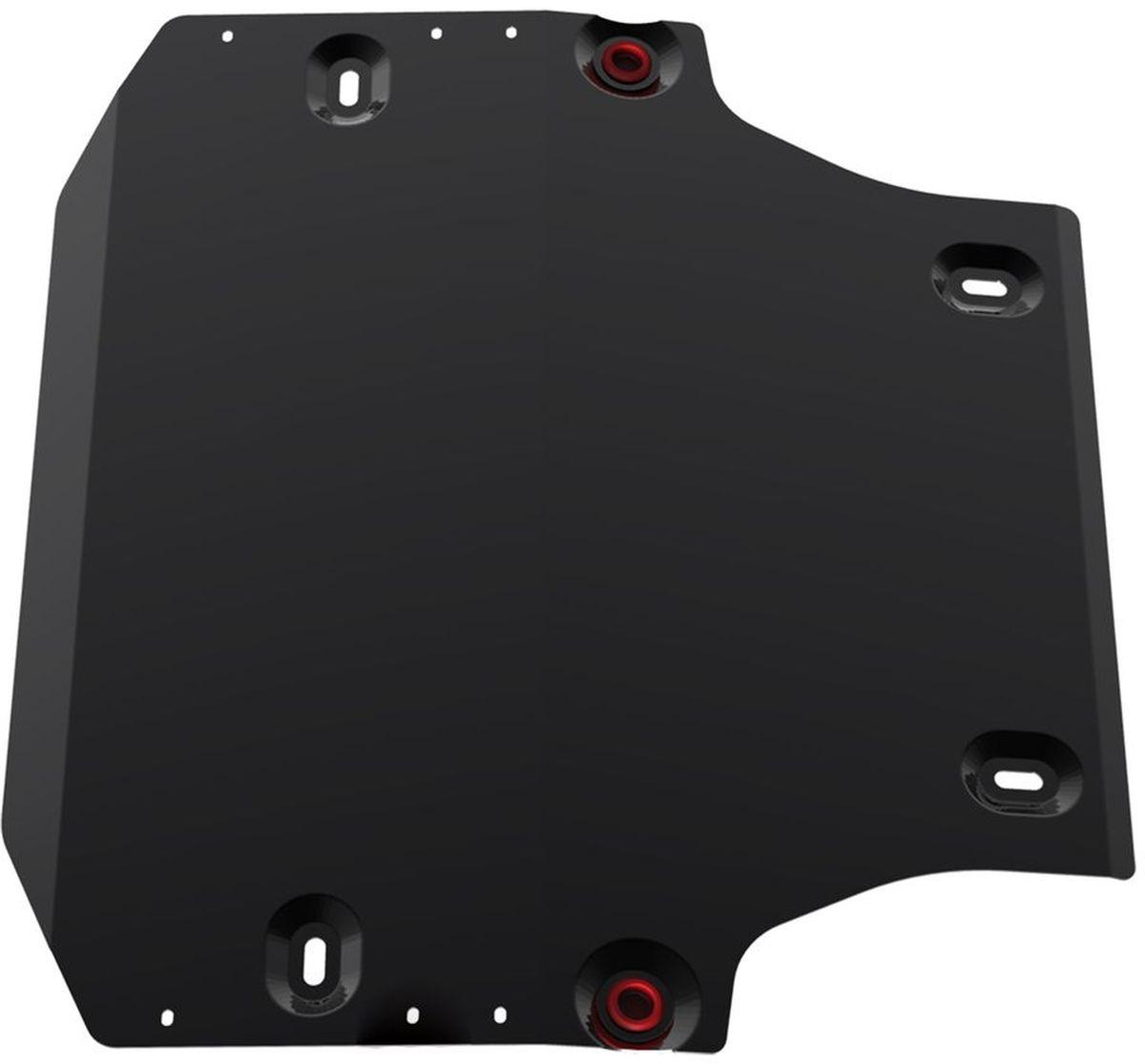 Защита картера и КПП Автоброня, для Mercedes-Benz Sprinter/Volkswagen Crafter. 111.05828.11004900000360Технологически совершенный продукт за невысокую стоимость.Защита разработана с учетом особенностей днища автомобиля, что позволяет сохранить дорожный просвет с минимальным изменением.Защита устанавливается в штатные места кузова автомобиля. Глубокий штамп обеспечивает до двух раз больше жесткости в сравнении с обычной защитой той же толщины. Проштампованные ребра жесткости препятствуют деформации защиты при ударах.Тепловой зазор и вентиляционные отверстия обеспечивают сохранение температурного режима двигателя в норме. Скрытый крепеж предотвращает срыв крепежных элементов при наезде на препятствие.Шумопоглощающие резиновые элементы обеспечивают комфортную езду без вибраций и скрежета металла, а съемные лючки для слива масла и замены фильтра - экономию средств и время.Конструкция изделия не влияет на пассивную безопасность автомобиля (при ударе защита не воздействует на деформационные зоны кузова). Со штатным крепежом. В комплекте инструкция по установке.Толщина стали: 2 мм.